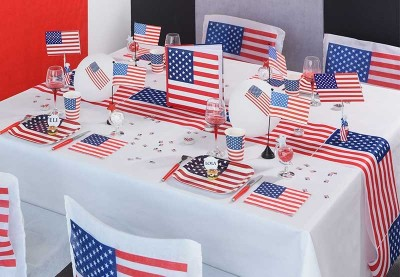 Amerikansk Temafest