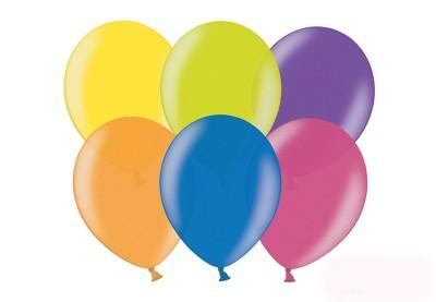 Mini Balloner 12 Cm