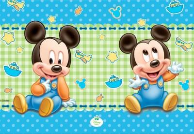 Baby Mickey fødselsdag