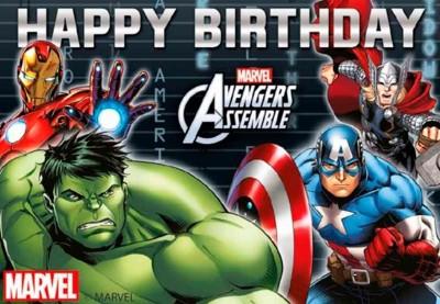 Avengers Superhelte