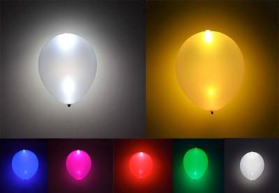 LED Balloner med lys