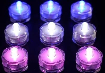 LED fyrfadslys
