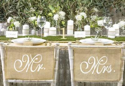 Bryllupspynt | Find vores kæmpe udvalg af pynt til bryllup her