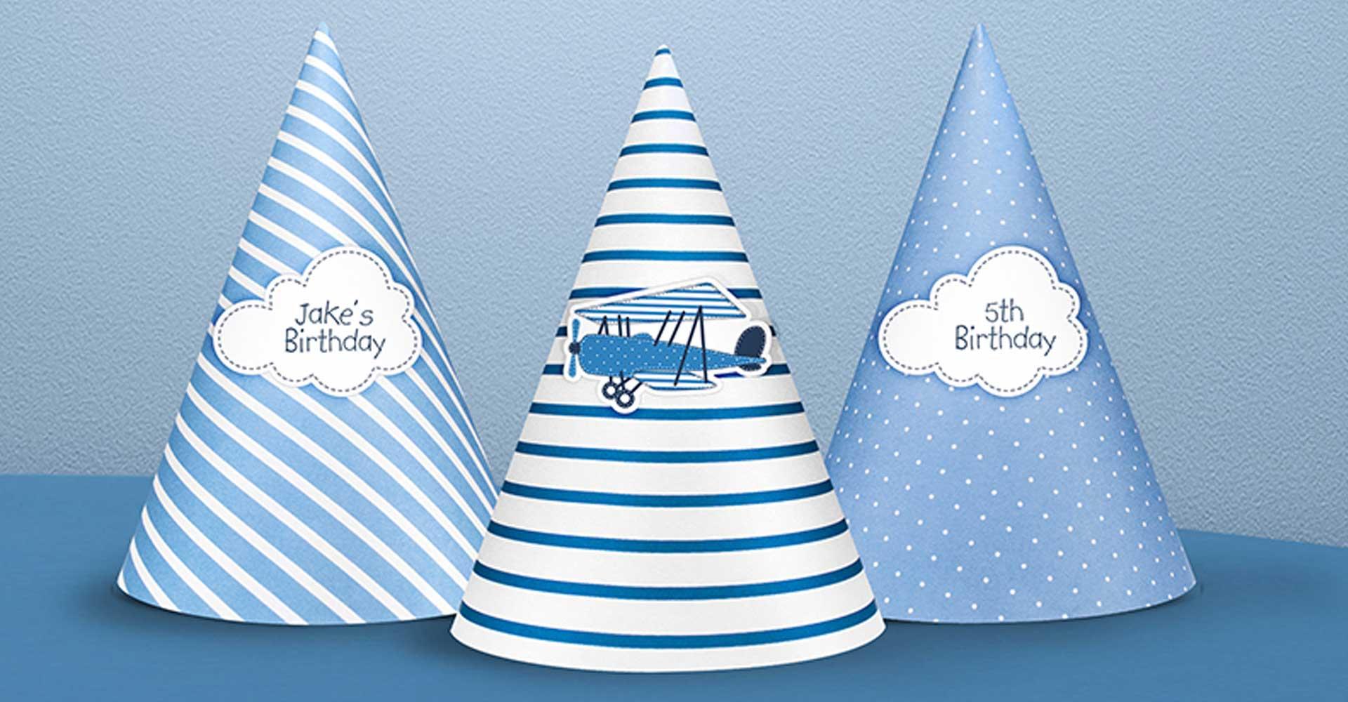 Festhatte til børnefødselsdagen