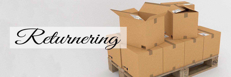Returnering af varer